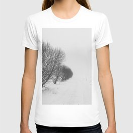White road T-shirt