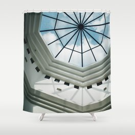 Pierce The Sky Shower Curtain