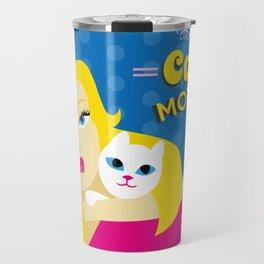 Cat´s Mother Travel Mug