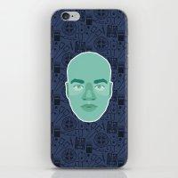 scrubs iPhone & iPod Skins featuring Turk - Scrubs by Kuki