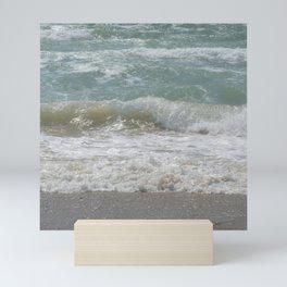 Loving the Waves number 5 Mini Art Print