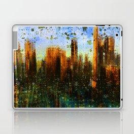 Urban abstract Laptop & iPad Skin