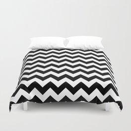 Chevron seamless pattern background Duvet Cover