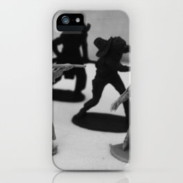 Cowboys & Indians iPhone Case