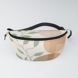 Abstract Rock Geometry 19 Fanny Pack