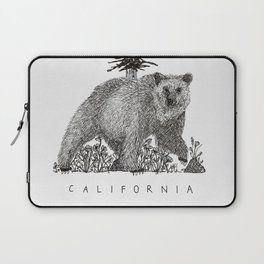 CALIFORNIA STATE Laptop Sleeve