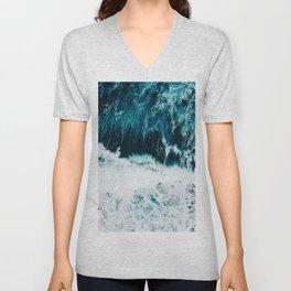 Ocean Blues II Unisex V-Neck