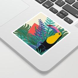 Toucan Sticker