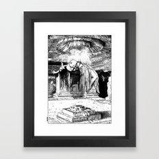 asc 357 - L'élévation (The elevation) Framed Art Print