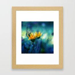 Little Sun Framed Art Print
