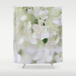 Hydrangea in Full Bloom -Flower Photography Shower Curtain