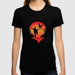 Karate Judo Judoka Taekwondo Ju-Jutsu Kung-Fu sunset Karate T-shirt