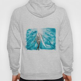 Surf Afterglow  Hoody