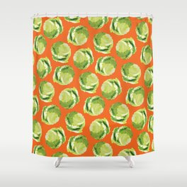 unusual Shower Curtain