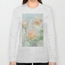 Dreaming of a Rosegarden Long Sleeve T-shirt
