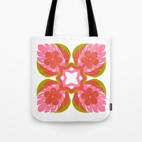 quilt Tote Bags featuring quilt  by your mom