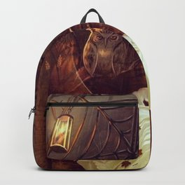 Waiting For Halloween Backpack
