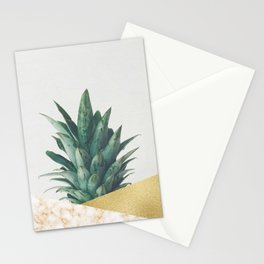 Pineapple Dip VII Stationery Cards