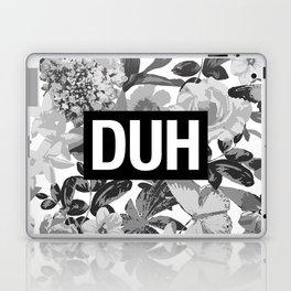 DUH B&W Laptop & iPad Skin