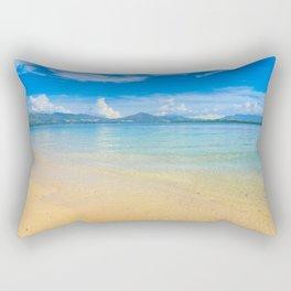 Cowrie Island Rectangular Pillow