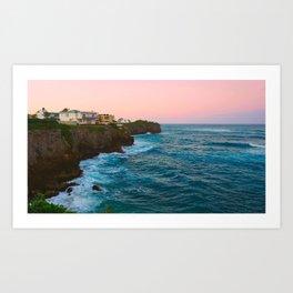 North Coast  Art Print