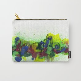 Going Downtown: Rochester Carry-All Pouch