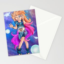 Zoe LoL Stationery Cards