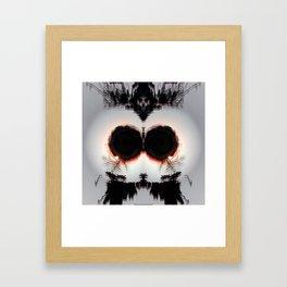 Grim's World Framed Art Print