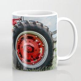 Vintage IH Farmall 450 Side View Coffee Mug