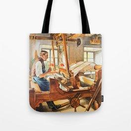 Weavers Tote Bag