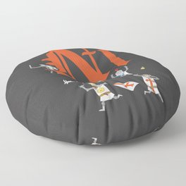 Ni! Floor Pillow