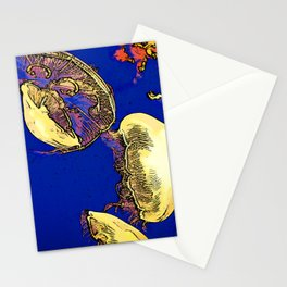 Mushrooms of the Sea - Jellyfish Stationery Cards