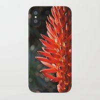 neon iPhone & iPod Cases featuring Neon by Mary Curtis