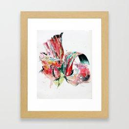 Digestion Framed Art Print