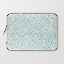 Belugas party Laptop Sleeve