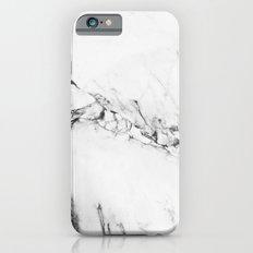 Gray Marble iPhone 6 Slim Case