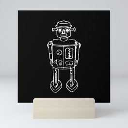 RO BOT Mini Art Print