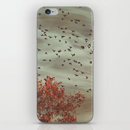 The Cusp of Winter iPhone Skin