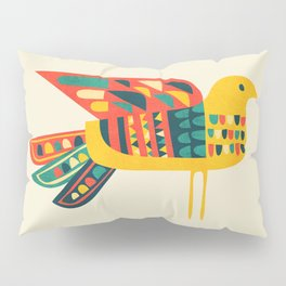 Century Bird Pillow Sham