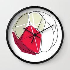 Cartacce Wall Clock