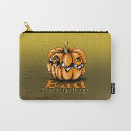 Bad Pumpkin Carry-All Pouch