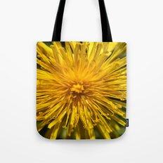 Yellow Love Tote Bag