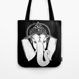Lord Ganesh Tote Bag