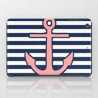 anchor iPad Cases featuring Anchor by dani