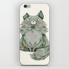 brume color iPhone & iPod Skin