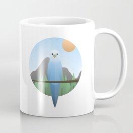 Birdie Coffee Mug