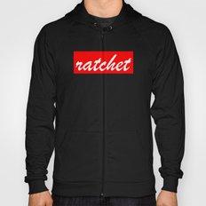 ratchet | Typography Hoody