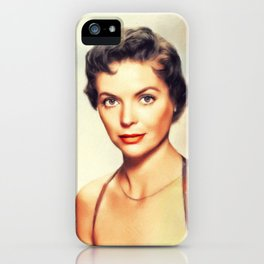 Dorothy McGuire, Vintage Actress iPhone Case