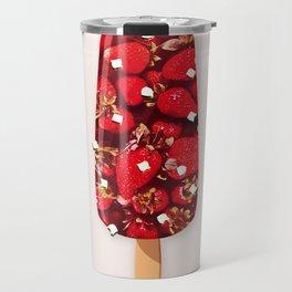 Ice cream - D Travel Mug