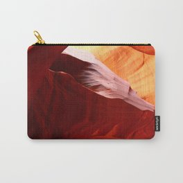 A Symphony In Sandstone Carry-All Pouch